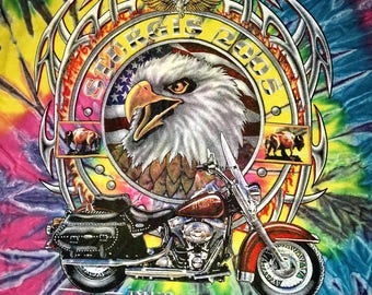 Vintgae sturgis bike week shirt
