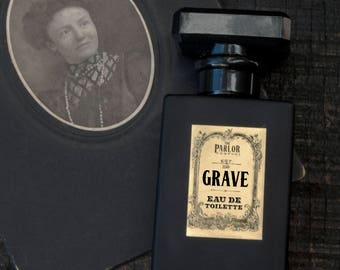 Victorian Perfume Spray- Dark Magick Collection - Choose your Scent- 35 mL