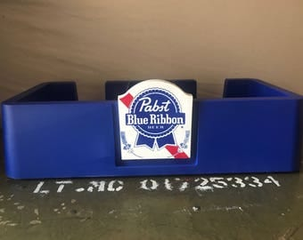 Pabst Blue Ribbon Beer Vintage Caddy