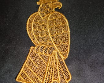 Majestic Eagle Lace Bookmark - Have Custom Made