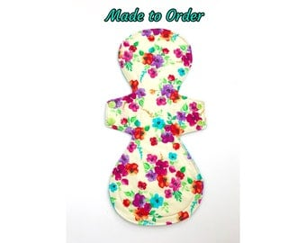 Made to Order, Floral Cloth Pad