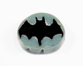 Bat Logo End Cane
