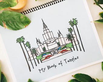 My Book of Temples