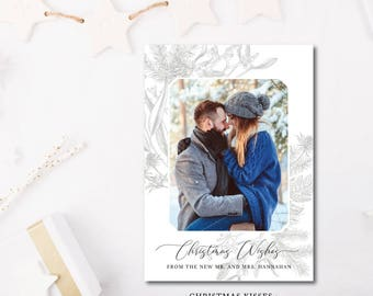 Christmas Kisses Holiday Cards