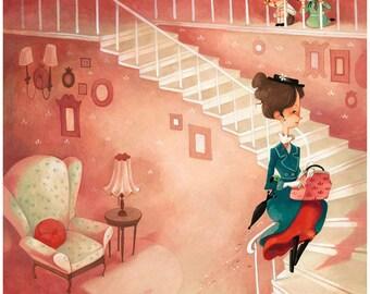 Print- Mary Poppins