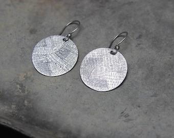 Topography earrings III