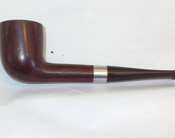 Vintage Trapwell Ajustomatic Pat.2326658 Imported Briar   Estate Tobacco Smoking Pipe