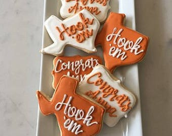 University of Texas Cookies