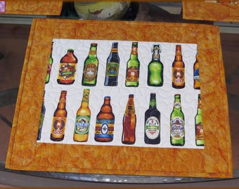 Man Cave Beer Mat Cheers Placemat 602