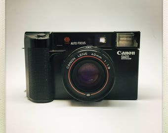 Canon AF35 ML Film Camera 40mm 1:19 Lens with Auto Focus - Personal Collection