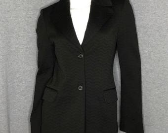 MICHAEL KORS Collection Wavy Jacket Size: 2