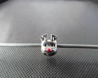 European retired Reindeer Charm bead pandora-like