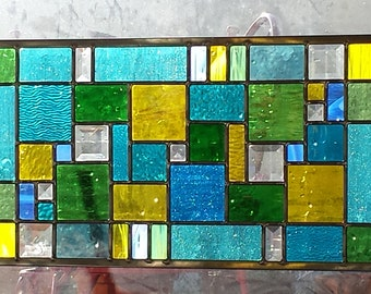 Stained Glass Spring