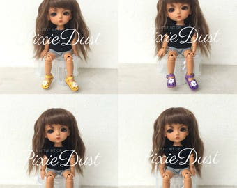 Flower Sandals for Lati Yellow / Pukifee / Muichan