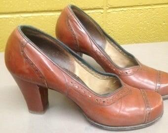 1950's Vintage Heels