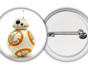 Star Wars - BB-8 droid badge