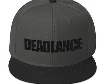 Deadlance Snapback Hat