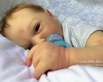 Reborn baby Eclipse Sale! Michael Adorable baby boy