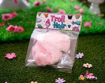 Trolls Inspired Bag Topper - Instant Download