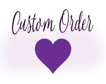 Custom veil for Gabriela