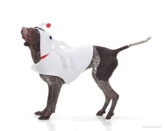 Zero the Dog Halloween Costume For Dog - MADE TO ORDER / Made to Fit