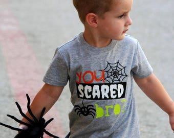 Toddler Boy Halloween Shirt, Halloween Boys Tshirt, Trendy Halloween, Cute Halloween, Funny Halloween, Halloween tee, Halloween Outfit
