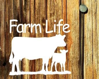 Farm Life (Cow)