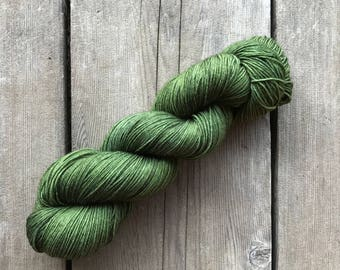 Hand-dyed Yarn - Life-Giving Colorway - Hand-painted Yarn - Merino Wool Yarn - Indie-dyed Yarn
