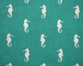 PRE-Order, Sea Horse, Knitting Bag, Crochet, Knit, Yarn, Wool, Yarn Storage, Yarn Bag with Hole, Grommet, Handle