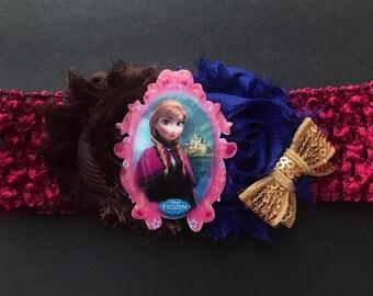 Frozen Ana Headband