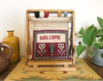 Vintage Rug Loom