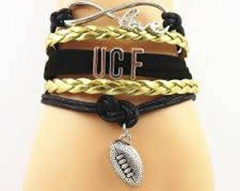 UCF Infinity Bracelet, Infinity Bracelet