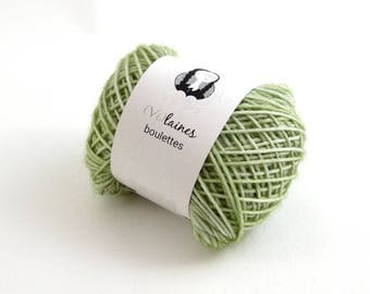 Yarnling per piece : Chaussettes - Eating the teacher's apple