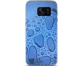 Water Drop Samsung Case