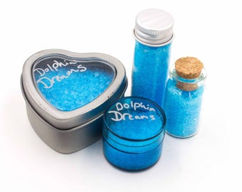 Bath Salts Dolphin Dreams Aromatherapy Relaxing Spa Item