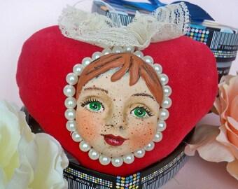 My velvet heart Valentine