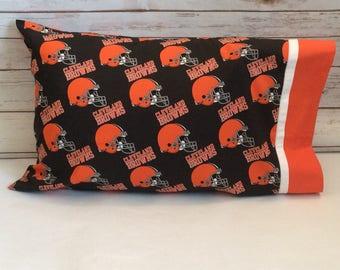 Cleveland Browns pillowcase