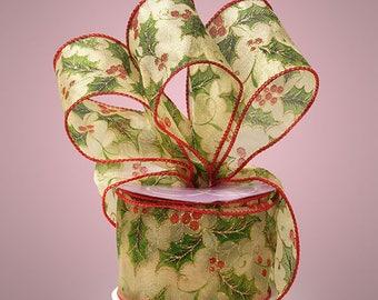 Full Spool Of Craft Ribbon Farrisilk 2 75 Ribbon 5 Inch