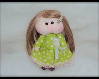 "handmade textile doll ""tilda"" Doll"