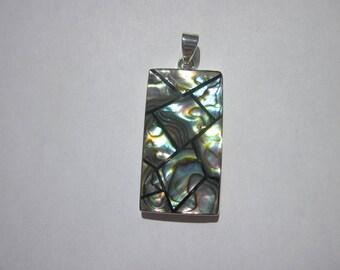 "enameled pendant in ""925"" (62)"