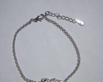 """Bracelet chain in Silver """"925"""" (52)"""