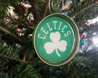 Celtics ornament