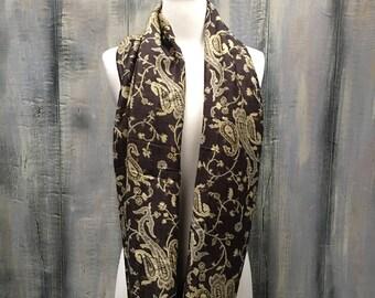 Infinity pashmina scarf