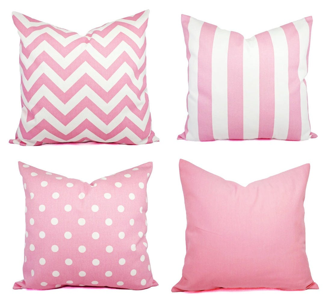 baby pink pillow cover 20 x 20 inch pink pillow 16 x 16 inch. Black Bedroom Furniture Sets. Home Design Ideas