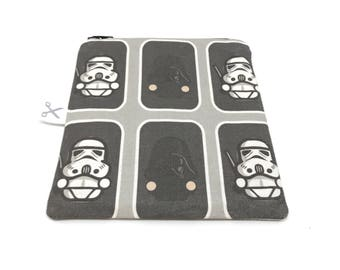 Sale! Mini zipper pouch Vader & Troopers
