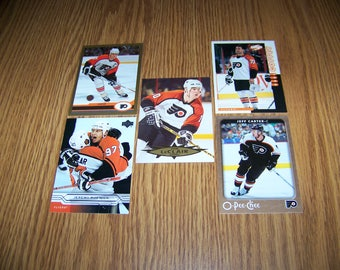 25 Philadelphia Flyers Hockey Cards