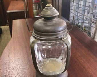 Musical lantern decanter
