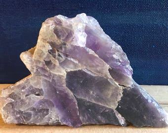 Amethyst Raw Natural Stone, Healing Crystal, Healing Stone, Spiritual Stone, Chakra Stone
