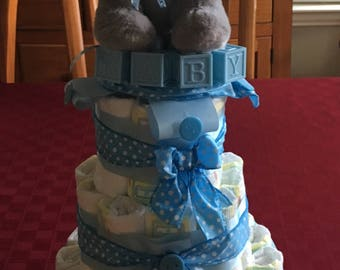 Baby Gifts, Diaper Cakes