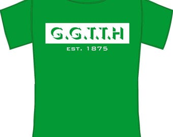 GGTTH - Hibernian (Hibs) Football Club Supporters T-Shirt